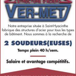 Structure d'Acier Ver-Met
