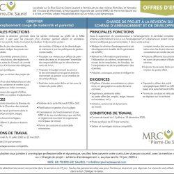 MRC de Pierre-de-Saurel