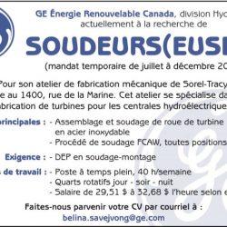 GE Énergie Renouvelable Canada