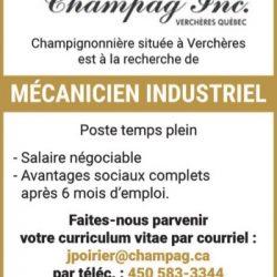 Chamgag Inc.