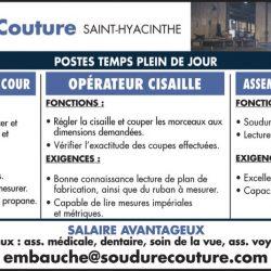 Soudure M. Couture