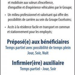 Excelsoins Résidence Marie-Luce-Labossière