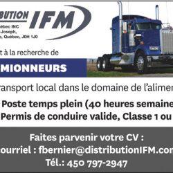Distribution IFM