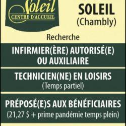 Manoir Soleil Chambly