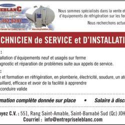 Entreprises Leblanc et Fils Inc.