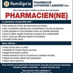Pharmacie Catherine Lamarre inc.