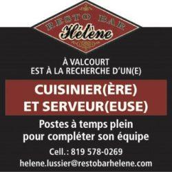 Resto Bar Hélène