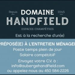 Auberge Handfield