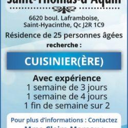 Résidence St-Thomas d'Aquin