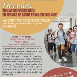 Centre de services scolaire de Saint-Hyacinthe